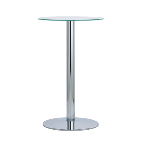 ... High Level Glass Table. A575