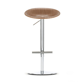 foter dotandbodream pedestal stool red explore