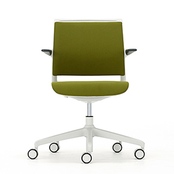 ADL10A Ad-Lib Fully Upholstered Chair With Arms