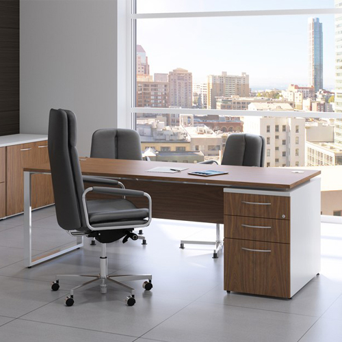 Ambus-Single-ped-desk