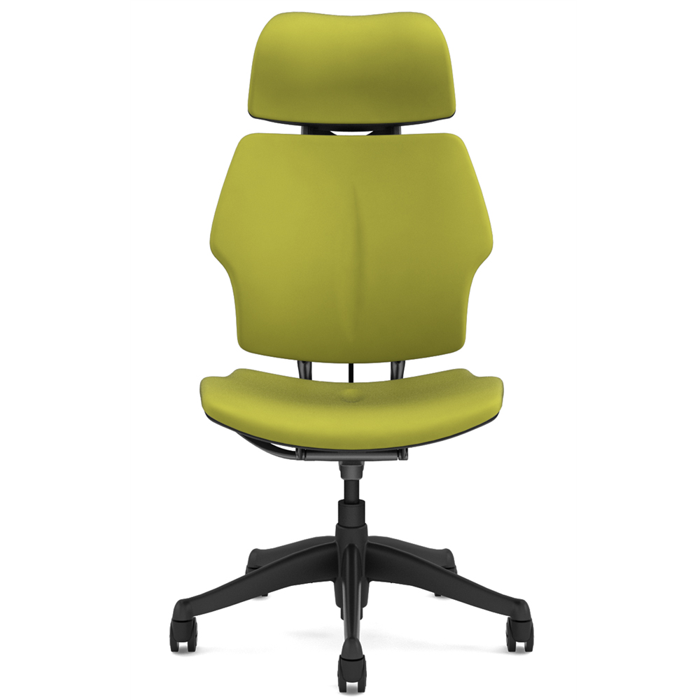 F210 Freedom Task Chair With Headrest Without Arms Dbi