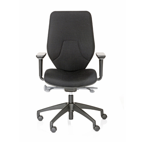 Joy 10 Joy High Back Swivel Task Chair With Arms