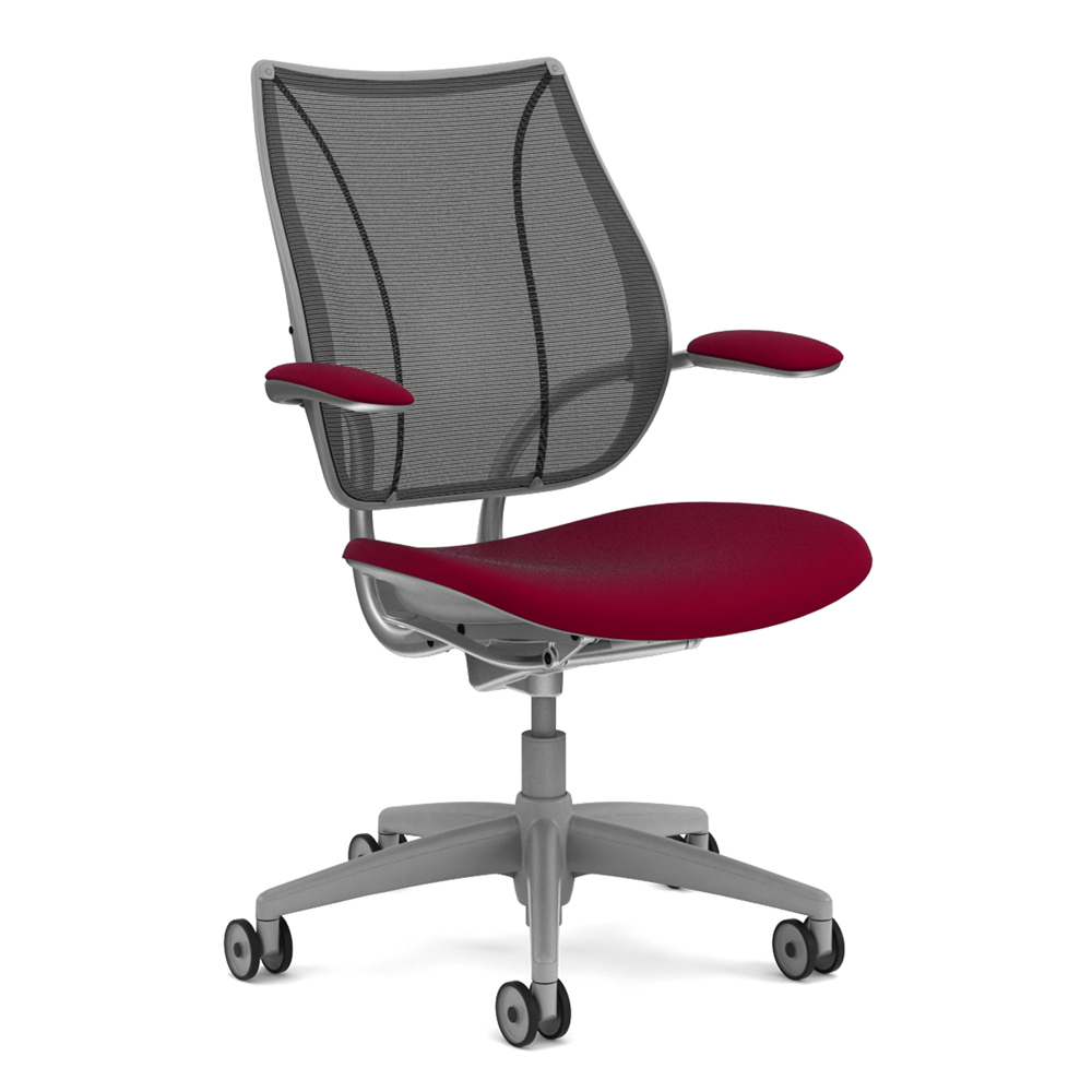 L117 Liberty Task Chair With Fixed Duron Arms With