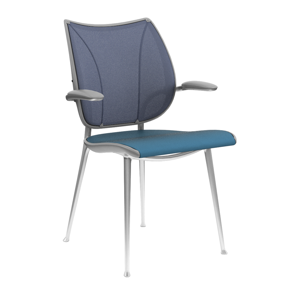 L406 Liberty Side Chair With Fixed Duron Arms Dbi