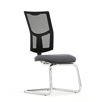 M100v Mercury Mesh Visitor Chair Without Arms Dbi Furniture Solutions