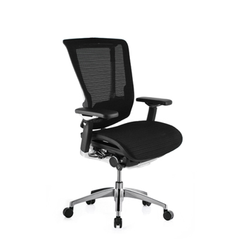 nfn ab lam nefil task chair with mesh back and mesh seat dbi