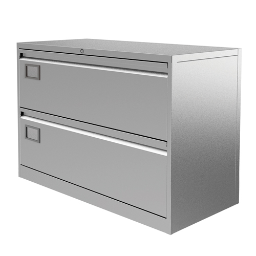 Ordinaire SFUK2D Kontrax Side Filer 2 Drawer