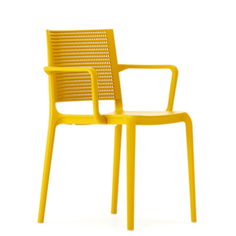 TN4 Tonina 100% Recyclable Stacking Chair With Arms
