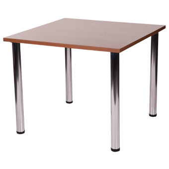 Fabio Square Dining Height Table With Laminate Top