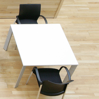 CAFR Chameleon Mm Square Meeting Table DBI Furniture Solutions - Square meeting table